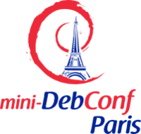 logo de la Mini-Debconf Paris