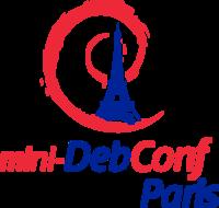 logo de la Mini-Debconf Paris