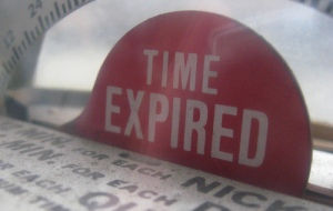 time-expired